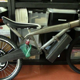 Engineering: Electric Bike